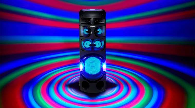 Sony Mhc V81d Party Speakers Review Strictly For The