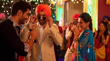 Soorma song Good Man Di Laaltain: Taapsee Pannu celebrates the triumph of Diljit Dosanjh on the hockey field