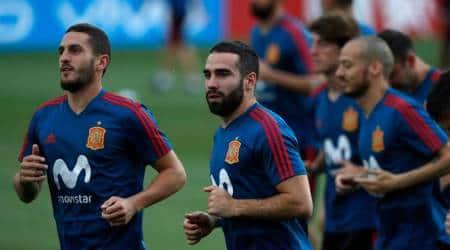 FIFA World Cup 2018: Sleepy Spain players prefer siesta to World Cup drama, saysKoke