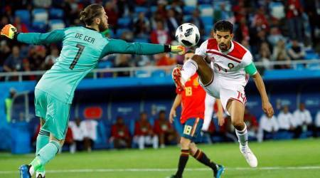 FIFA World Cup 2018 highlights: Spain held to 2-2 draw by Morocco at the end of dramatic night of football