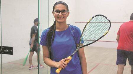 15-year-old girl becomes first Chandigarh squash player to feature in World Junior Championship