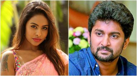 Sri Reddy Nani in a legal battle over Bigg Boss Telugu Season 2