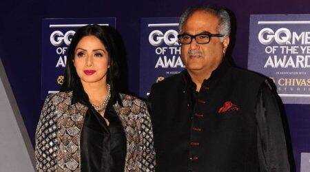 Boney Kapoor remembers wife Sridevi on their wedding anniversary