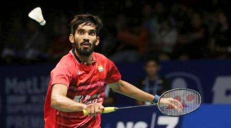 Title holder Kidambi Srikanth faces Momota test at Indonesia Open
