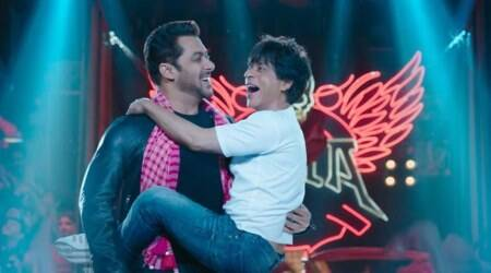 Shah Rukh Khan thanks Salman Khan for making Zero dream come alive
