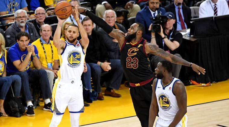 nba finals golden state warriors vs cleveland cavaliers highlights