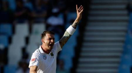Sri Lanka vs South Africa, Dale Steyn, Dale Steyn bowling, Dale Steyn comeback, Dale Steyn injury, SL vs SA, South Africa Sri Lanka, sports news, cricket, Indian Express