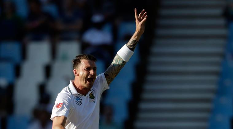 Sri Lanka vs South Africa, Dale Steyn, Dale Steyn bowling, Dale Steyn comeback, Dale Steyn injury, SL vs SA, South Africa Sri Lanka, sports news, cricket, Indian Express
