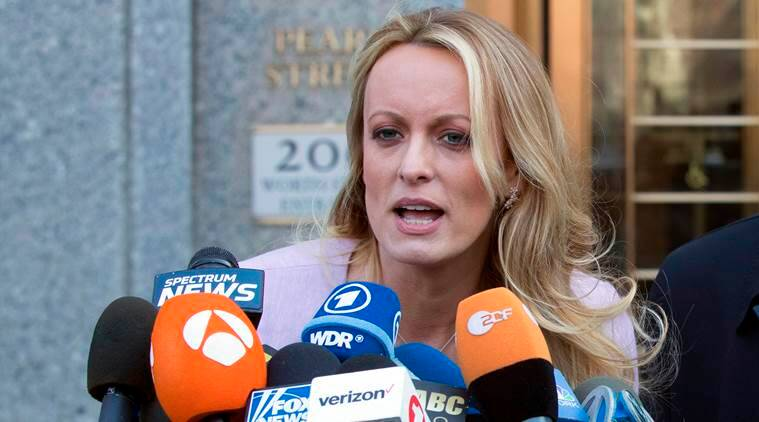 Stormy Daniels' former attorney countersues porn actress