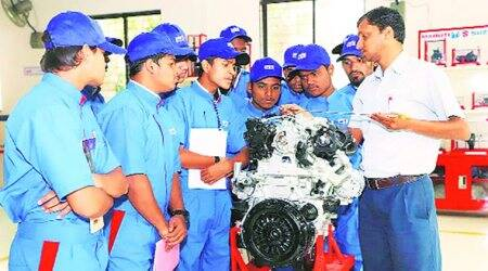 Pune: Maruti, Samsung labs at Industrial Training Institute to impart hands-on training tostudents