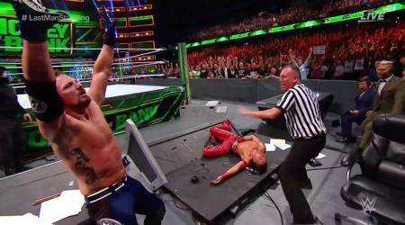 WWE Money in the Bank 2018 Live Streaming Live Results: AJ Styles is the Last Man Standing, retains WWEChampionship