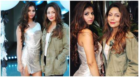 Gauri Khan is happy partying with daughter Suhana Khan, see photos