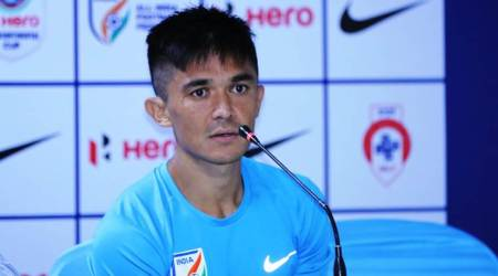 India need to play top-10 teams in Asia before Asian Cup: Sunil Chhetri