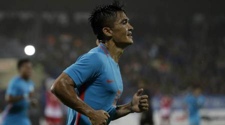 We need to play tough away games before Asian Cup, says Sunil Chhetri