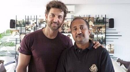 Hrithik Roshan throws a party for Anand Kumar's Super 30 students