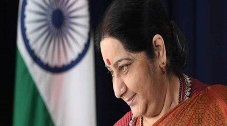 Russian envoy hails Swaraj's personal contribution in strengthening ties between two countries