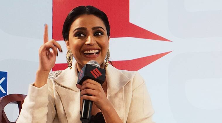A role you aspire to? I want to play a man: Swara Bhasker