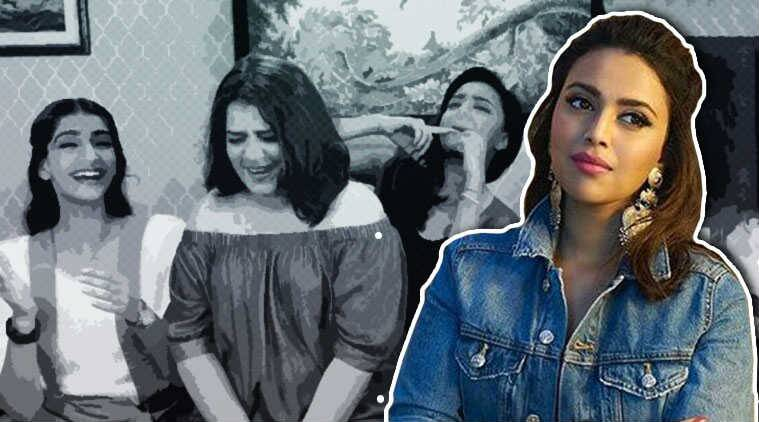 Veere Di Wedding actor Swara Bhasker on backlash against masturbation scene