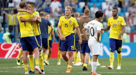 FIFA World Cup 2018: Swedish tall timber gives South Korea a Nizhny nightmare