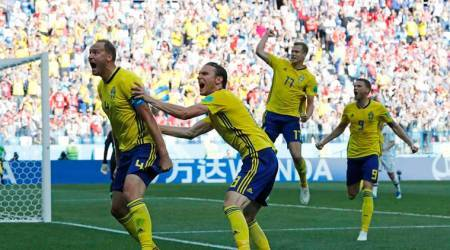 FIFA World Cup 2018, Sweden vs South Korea Highlights: Sweden 1-0 Korea at full time