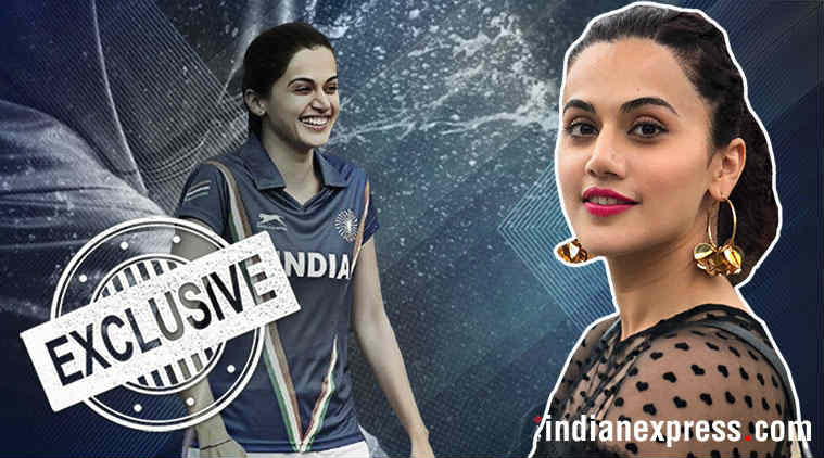 taapsee pannu plays a hockey player in Diljit dosanjh starrer soorma