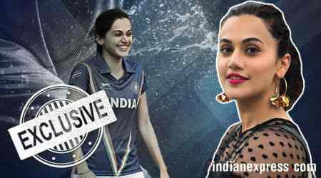 Soorma actor Taapsee Pannu: Sports stars are the real stars