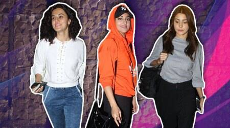 Anushka Sharma, Sonakshi Sinha, Taapsee Pannu go sassy with their street style looks