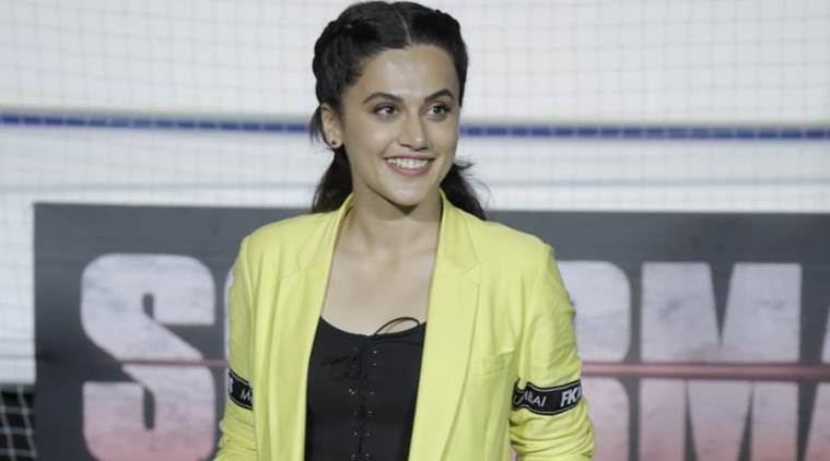 Taapsee Pannu Soorma role