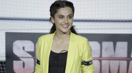 It's unfortunate that no sport in India is as celebrated as cricket: Soorma actor Taapsee Pannu