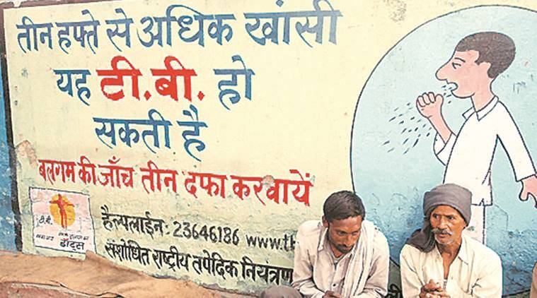India has largest TB burden. (Express Archive)