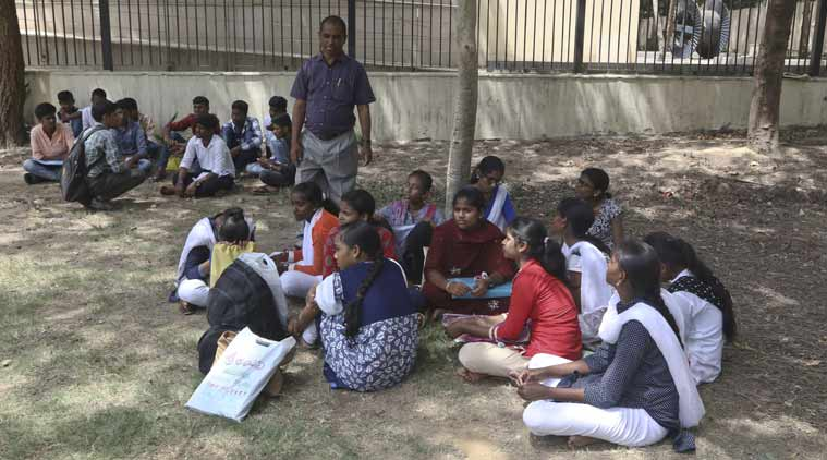 Telangana tribal students chase a dream — all the way to Delhi