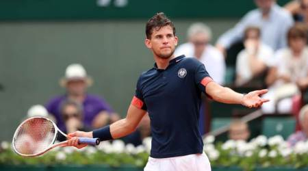 Dominic Thiem races past Mikhail Youzhny in Halle opener
