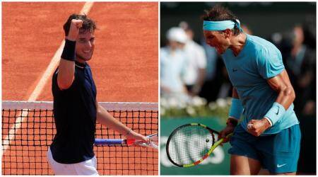 French Open 2018 Final Live streaming, Rafa Nadal vs Dominic Thiem: When and where to watch Nadal vs Thiem French Open final LIVE, TV coverage, time in IST