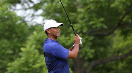 Tiger Woods welcomes softer conditions after second straight 71