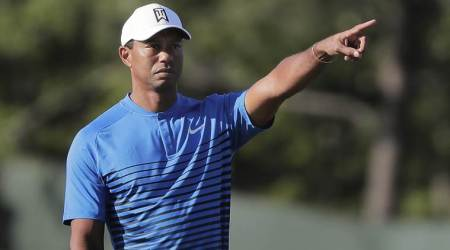 Tiger Woods no longer man to beat, but still the one to watch at US Open