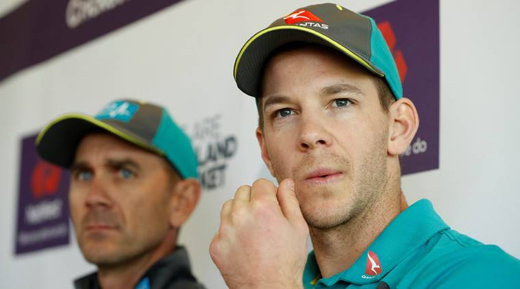 india vs australia 3rd test, ind vs aus 3rd test, tim paine, tim paine australia, steve smith, david warner, smith warner ban, ball tampering, cricket news, indian express news
