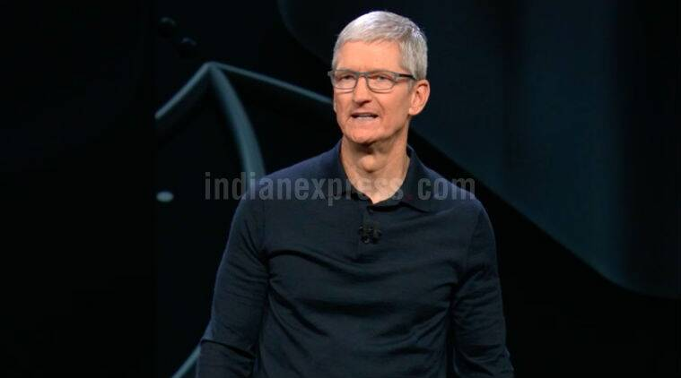 Apple's Tim Cook Calls Tariffs a 'Tax on the Consumer'