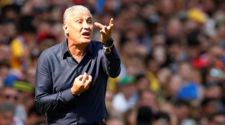 Brazil coach Tite angrily denies any contact with Real Madrid