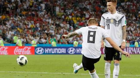 FIFA World Cup 2018 highlights: Toni Kroos' injury time goal gives Germany 2-1 win over Sweden