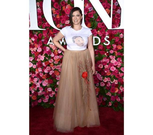 Tony Awards, 72nd Tony Awards, Tony Awards photos, Tony Awards fashion, Kerry Washington, Tiffany Haddish, Katharine McPhee, Jennifer Lee, Rachel Bloom, indian express, indian express news