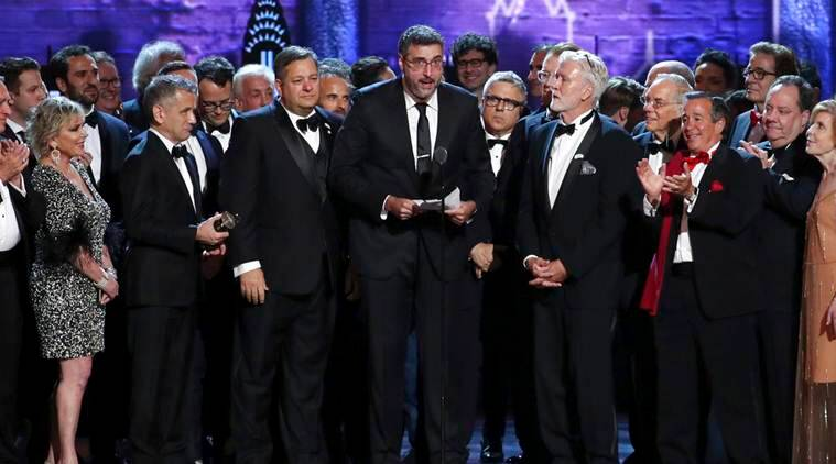 The Band's visit wins 10 Tony Awards