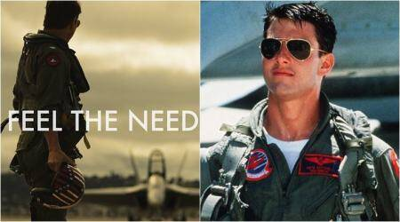 Tom Cruise begins filming Top Gun sequel, tells his fans to 'feel the need' again