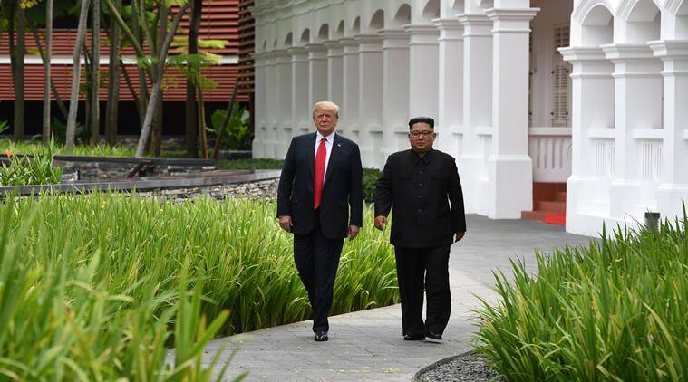 Kim commits to work towards complete denuclearisation amid historic Trump summit