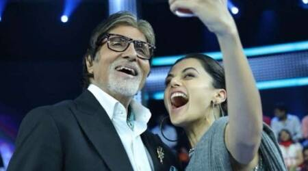 Taapsee Pannu and Amitabh Bachchan to reunite after Pink