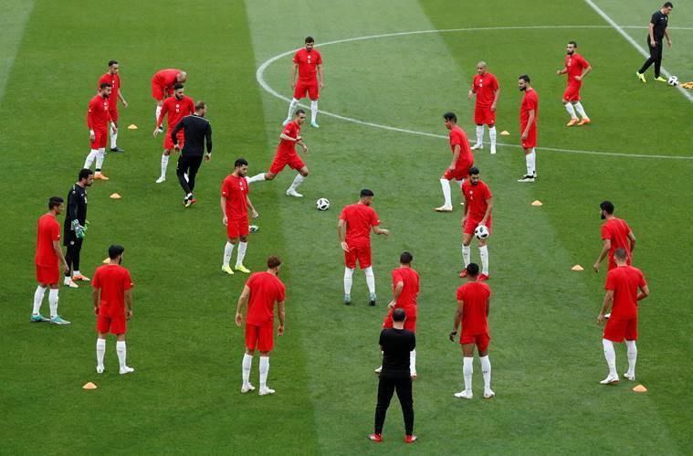 Tunisia coach Nabil Maaloul on how he will approach Belgium