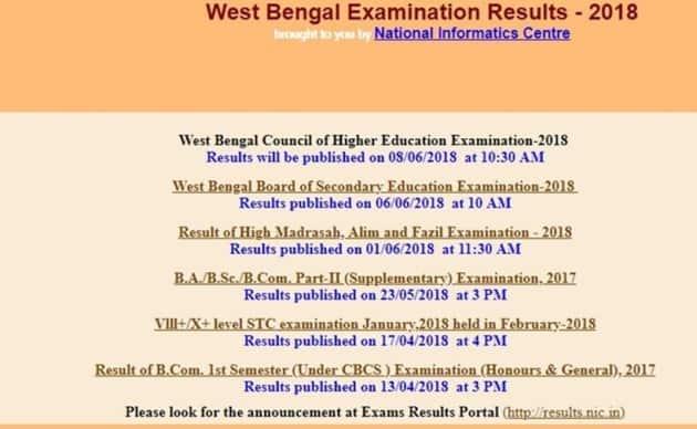 wbchse, wbchse result, wbchse result 2018, wbchse 12th result 2018, wbchse hs result 2018