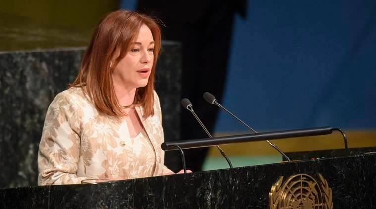 UN General Assembly elects Ecuador minister next president