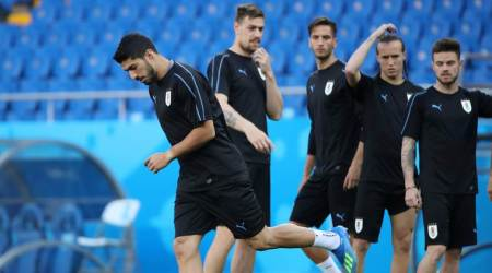 FIFA World Cup 2018: Uruguay turn to golden oldies against SaudiArabia