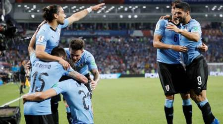 Uruguay vs Portugal Highlights FIFA World Cup 2018: Uruguay 2-1 Portugal in Round of 16