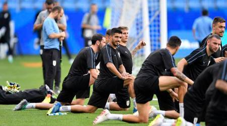 FIFA World Cup 2018 highlights: Uruguay beat Russia 3-0, win Group A
